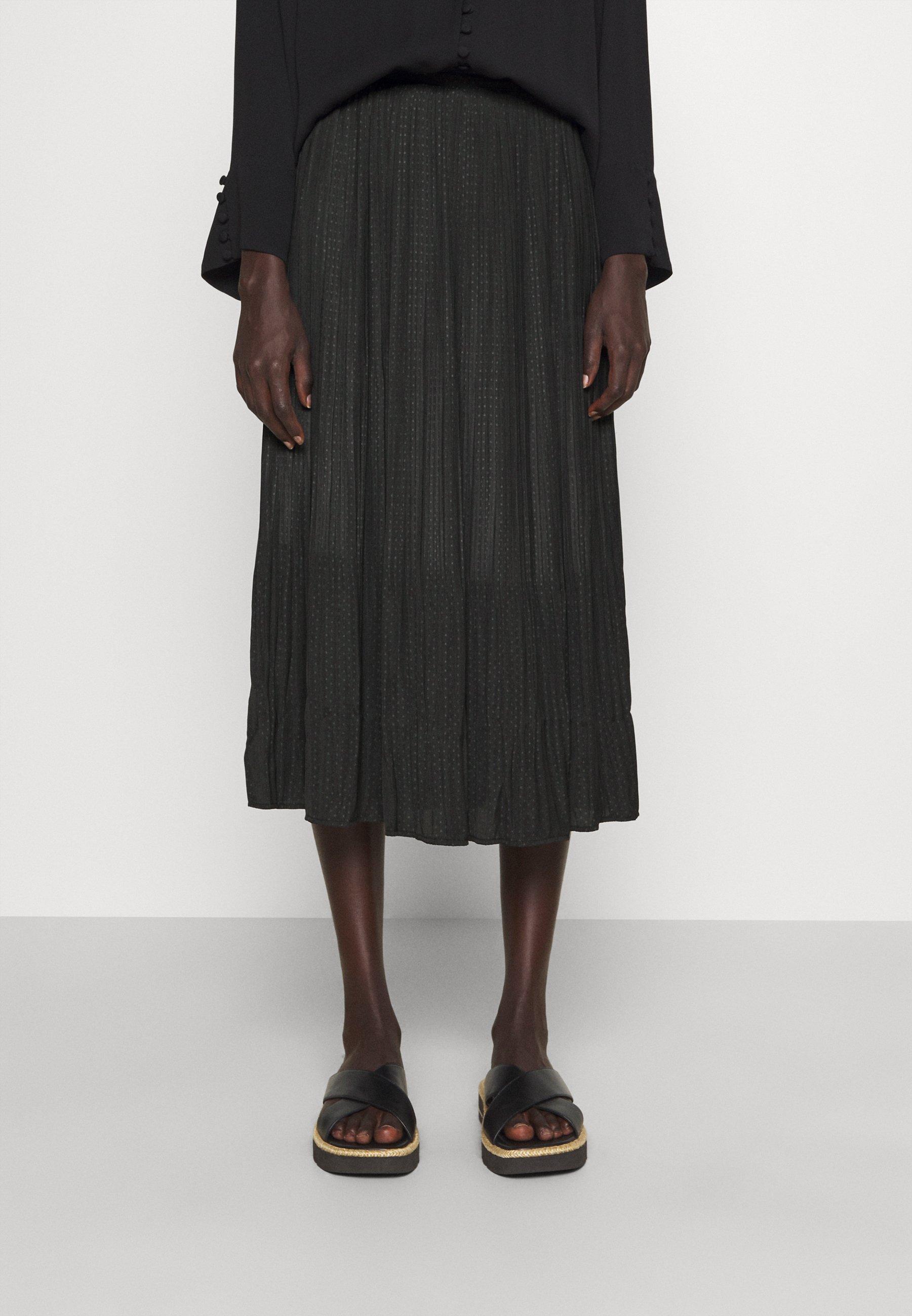Women PRICKLY CIRA SKIRT - Pleated skirt