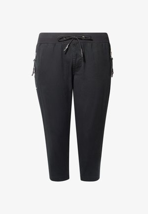 TIGER TOUR SURPLUS PANT(WOVEN) - Trousers - washed black