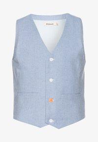 Billybandit - WAISTCOAT - Waistcoat - blue/white - 0