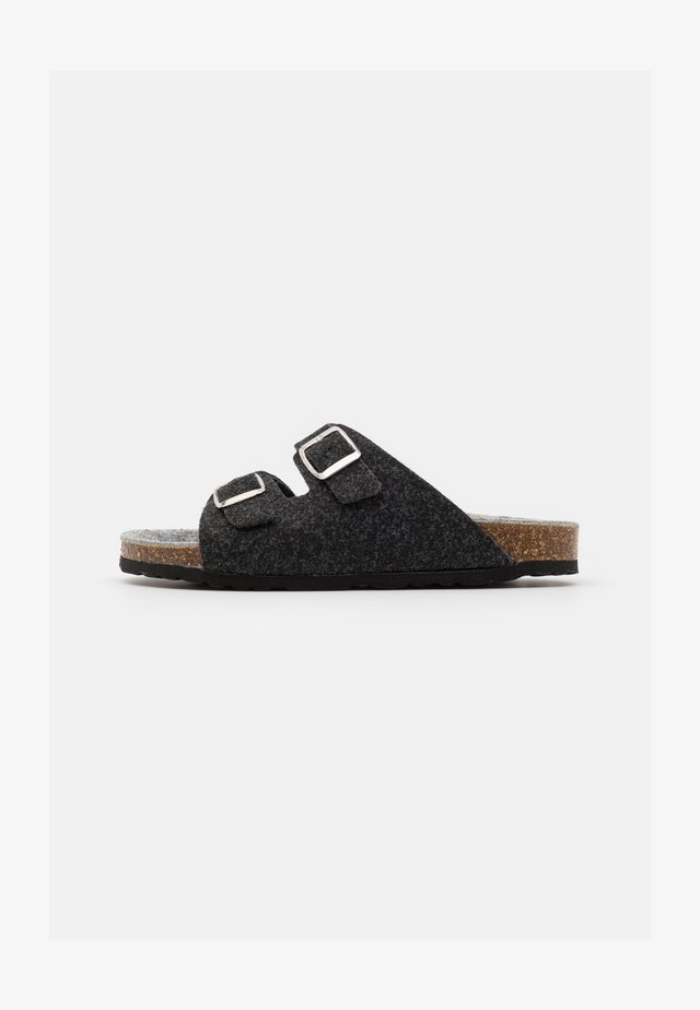 BIACARIS  - Slippers - black