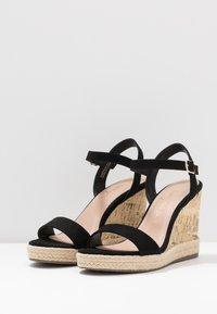New Look - PERTH - Sandály na vysokém podpatku - black - 4