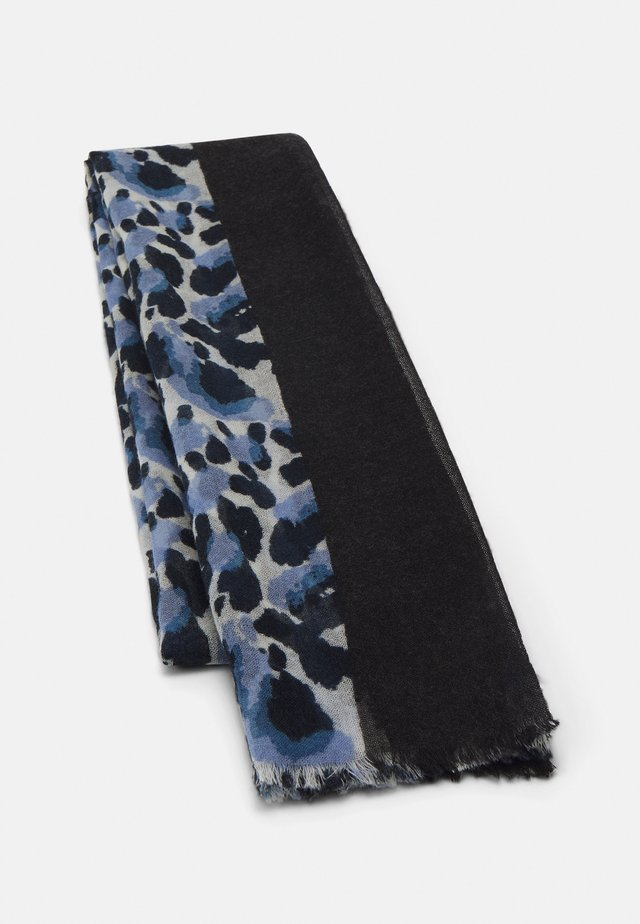 LOPEO SCARF - Sjal - blue