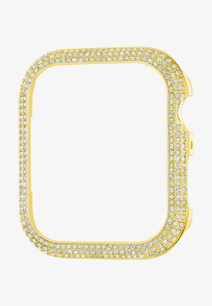 WITH APPLE WATCH SERIES 4 AND 5 - Autres accessoires - gold tone