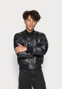 Diesel - THERMO - Down jacket - black - 0