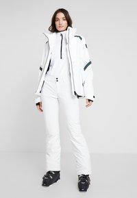 Bogner Fire + Ice - FELI - Spodnie narciarskie - white - 1