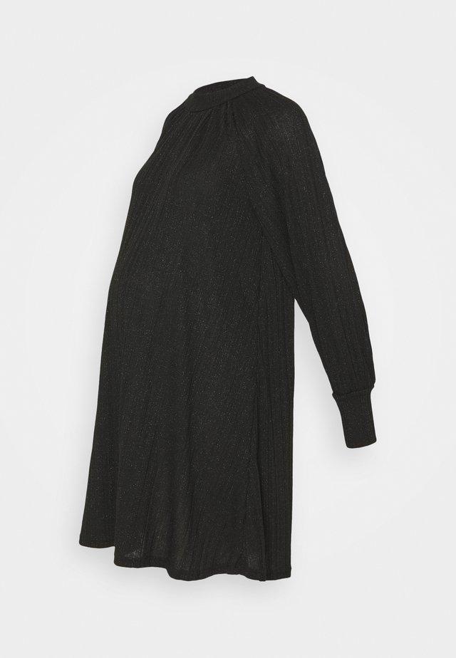 PCMDALILAH DRESS - Jumper dress - black