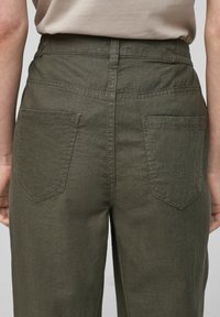 QS by s.Oliver - Trousers - khaki - 3