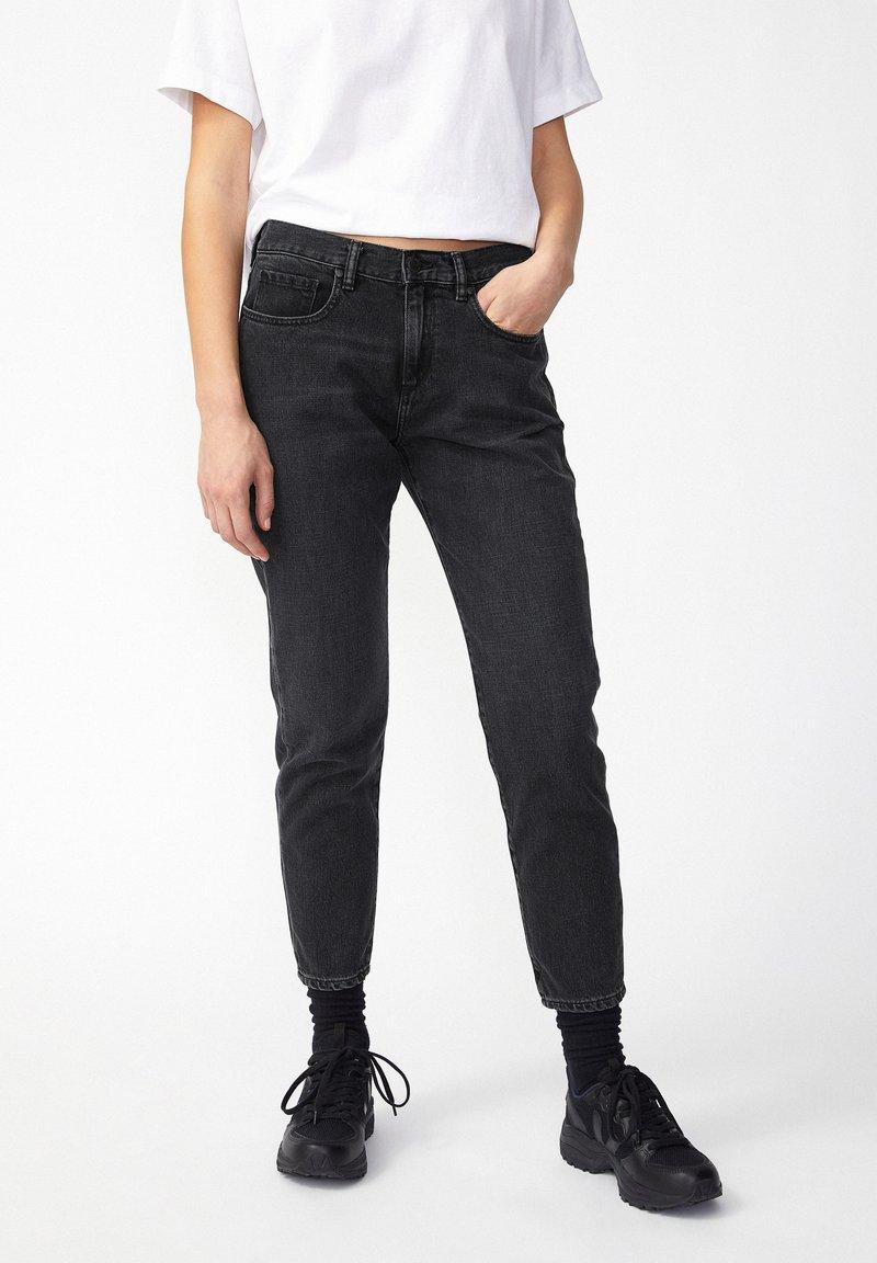 ARMEDANGELS - CAJAA - Slim fit jeans - black