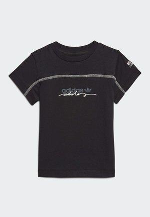 R.Y.V. T-SHIRT - T-shirt print - black