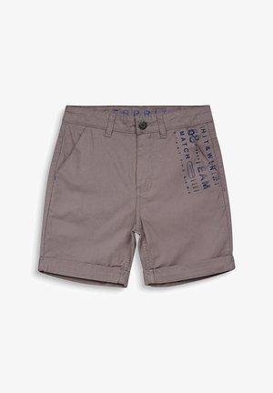 WOVEN SHORTS - Shorts - grey