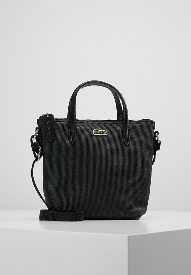 SHOPPING CROSS BAG - Bolso de mano - black