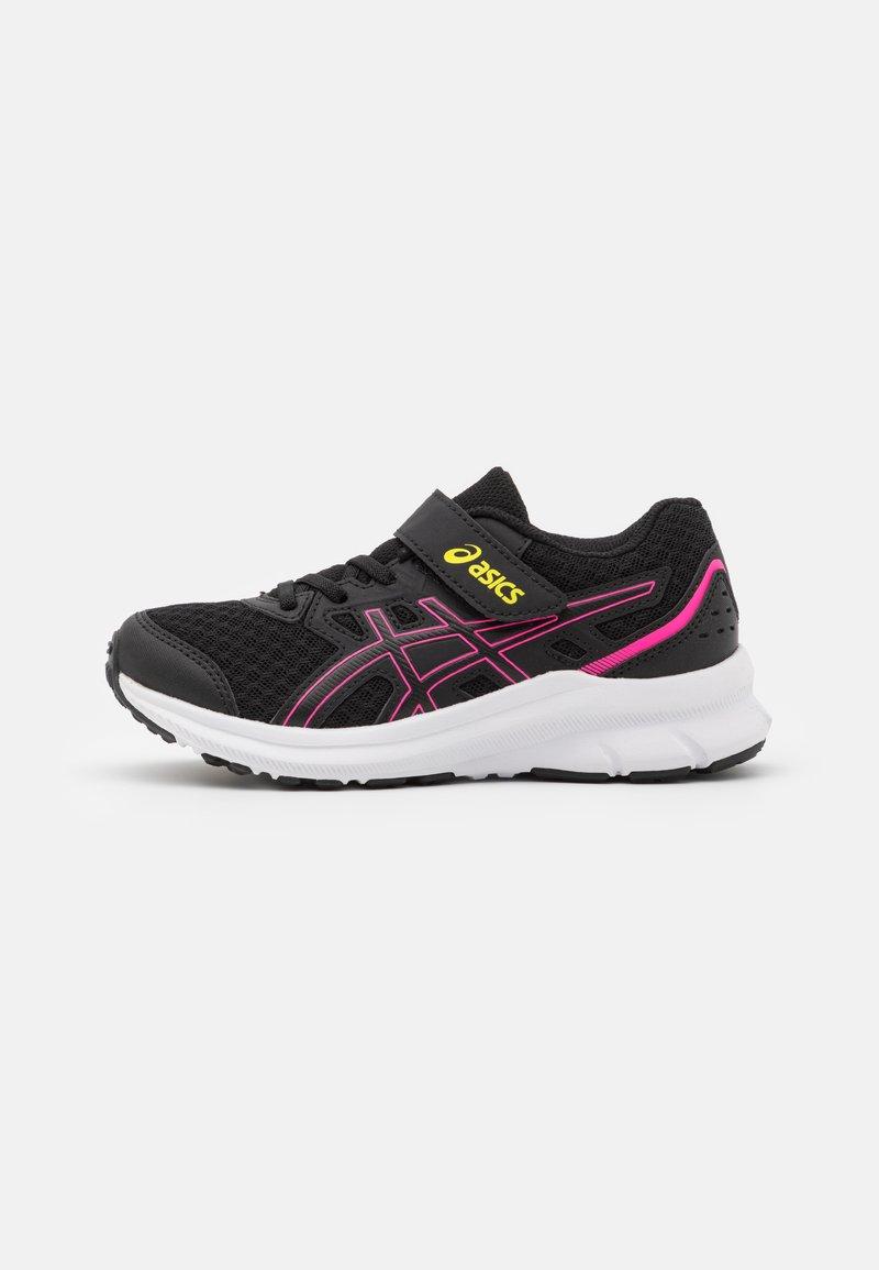 ASICS - JOLT 3 UNISEX - Neutrální běžecké boty - black/hot pink