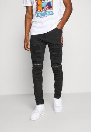 TOWA - Jeans Skinny Fit - black