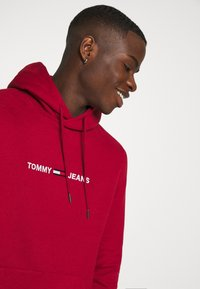 Tommy Jeans - Sweat à capuche - wine red - 3