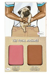 the Balm - THE TOTAL PACKAGE (I LOVE MY GIRLFRIEND) - Palette pour le visage - multi shades - 3
