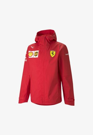 FERRARI TEAM - Sports jacket - rosso corsa