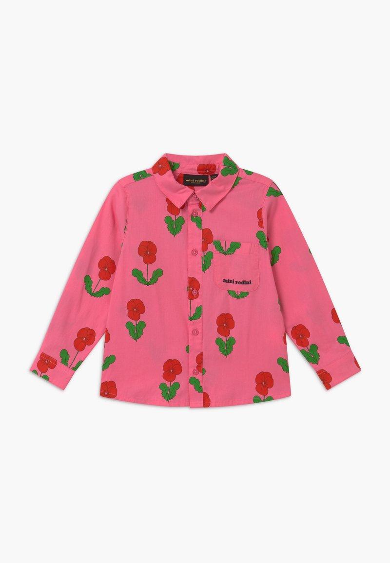 Mini Rodini - VIOLAS - Button-down blouse - pink