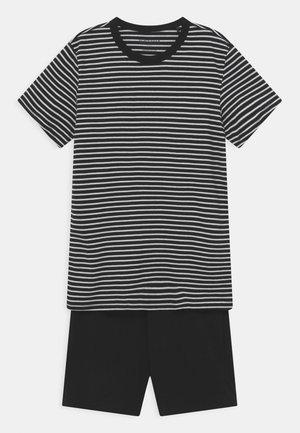 ORGANIC COTTON  - Pyjama set - schwarz