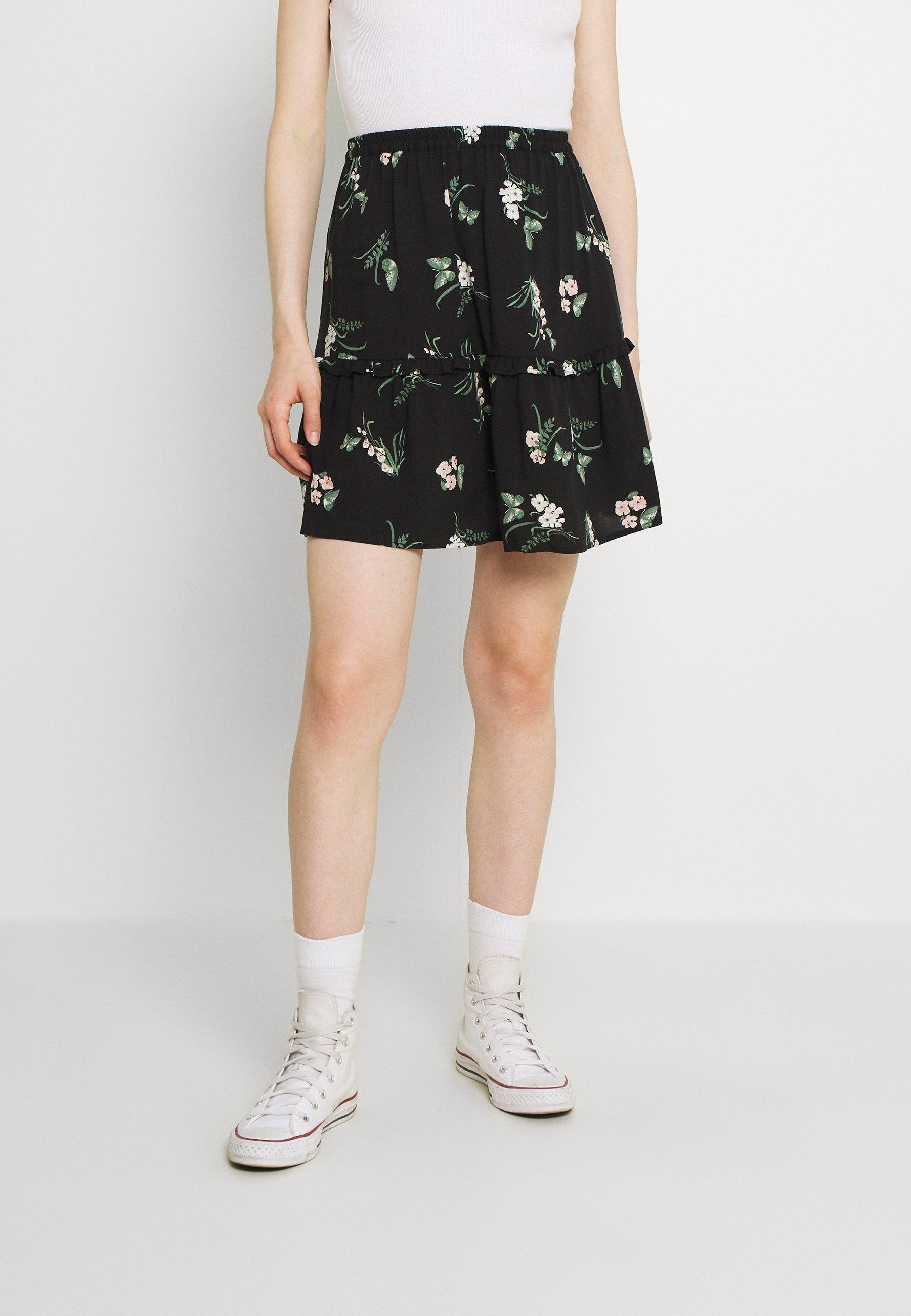 Women VMSIMPLY EASY SHORT SKIRT - Mini skirt