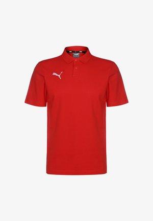 TEAMGOAL 23 CASUALS POLOSHIRT HERREN - Sports shirt - puma red