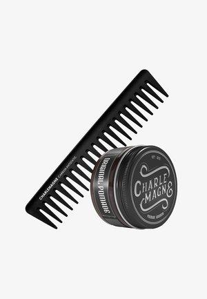 HAARWACHS & STRÄHNENKAMM OG'S ESSENTIALS - Hair styling - rot/schwarz