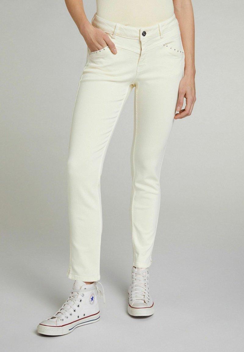 Oui - Slim fit jeans - flan