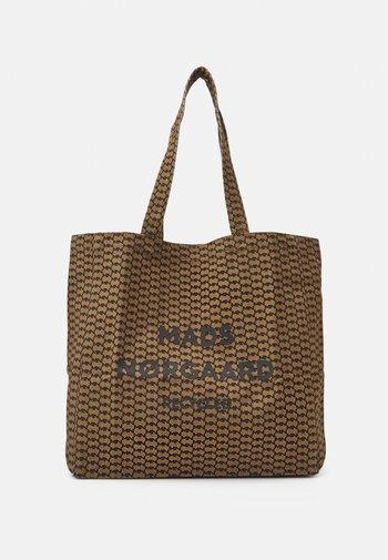PRINT BOUTIQUE ATHENE - Tote bag - breen/pirate black