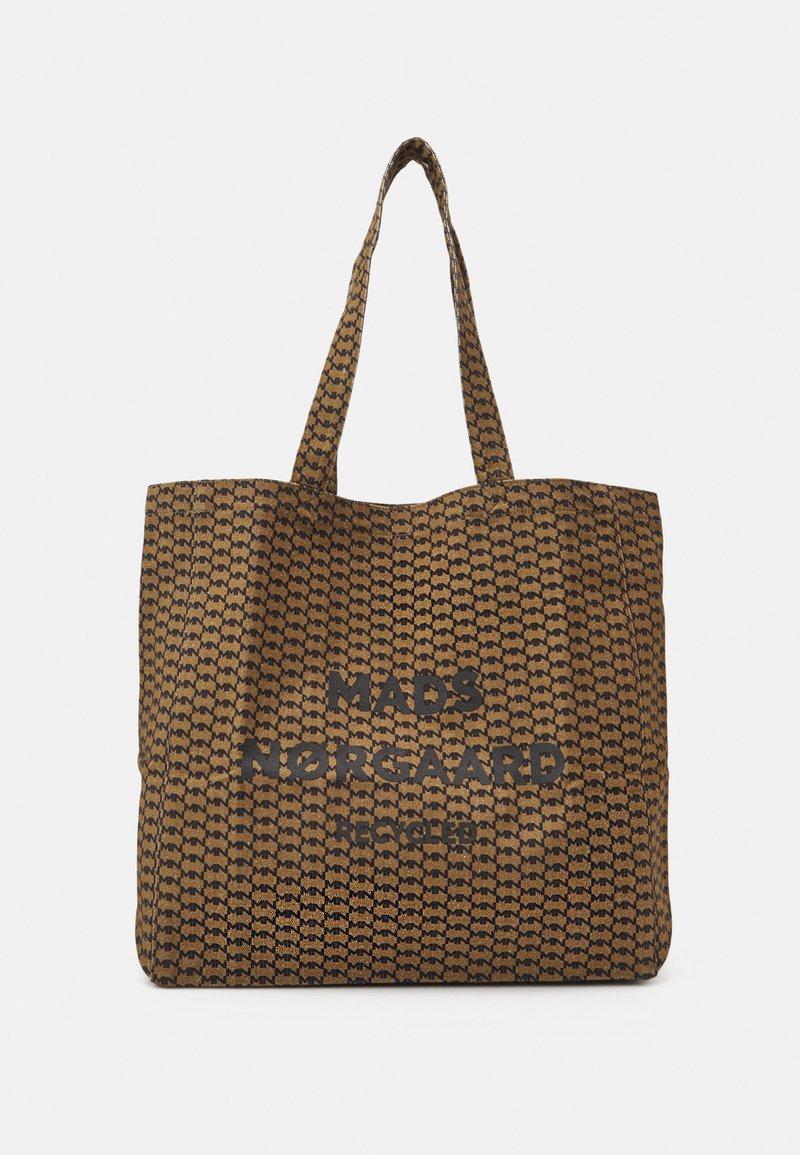 Mads Nørgaard - PRINT BOUTIQUE ATHENE - Tote bag - breen/pirate black