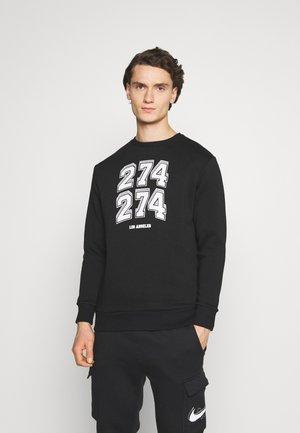 COLLEGE CREW - Sweatshirt - black