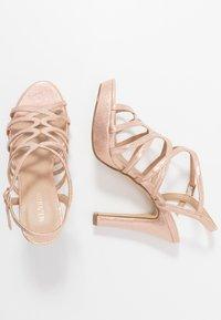 Menbur - High heeled sandals - even rose - 3