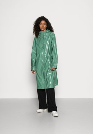 RAINCOAT - Waterproof jacket - spruce