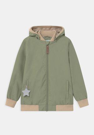 WILDER UNISEX - Light jacket - oil green