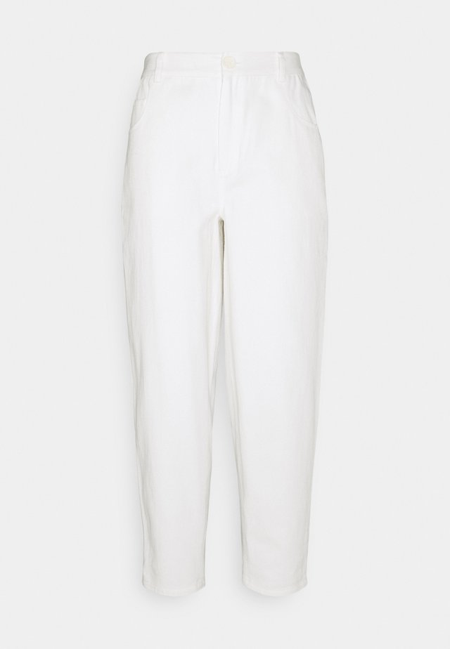 TSURU PANTS - Jeans Skinny Fit - off white