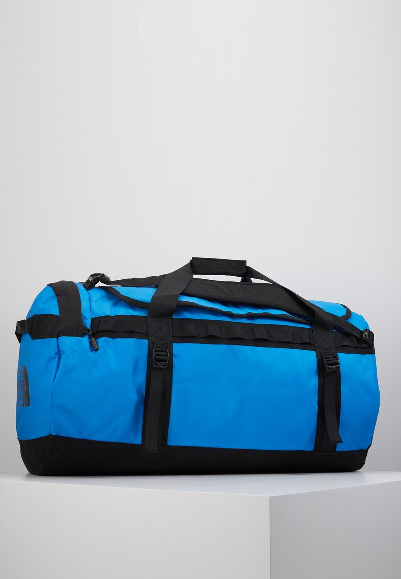 The North Face - BASE CAMP DUFFEL L UNISEX - Holdall - clear lake blue/black