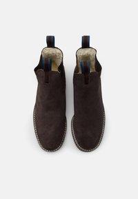Quiksilver - BOGAN - Winter boots - brown/black - 3