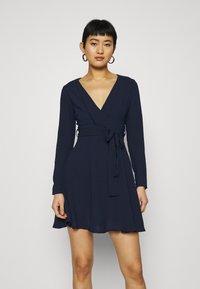 Trendyol - Day dress - navy - 0