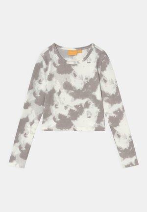 LONG SLEEVE - Långärmad tröja - grey