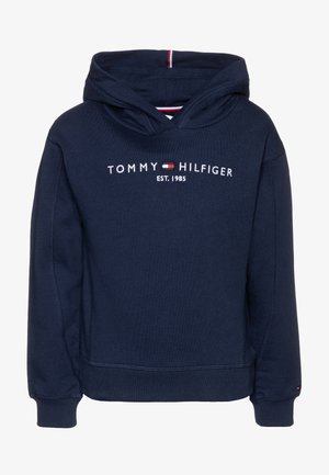 ESSENTIAL HOODED - Hoodie - blue
