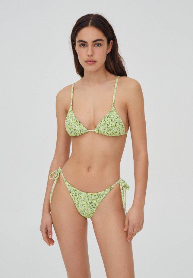 Bikinitop - evergreen