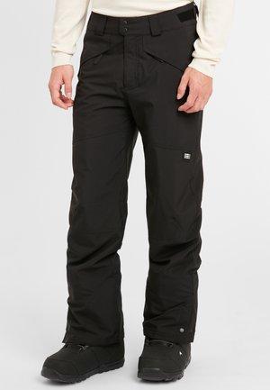 HAMMER - Snow pants - black