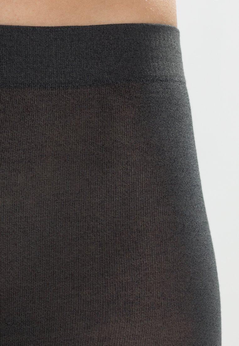 Women FALKE COTTON TOUCH LEGGINGS BLICKDICHT GLATT - Leggings - Stockings