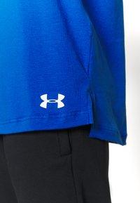 Under Armour - BASELINE  - Sports shirt - versa blue/white - 6