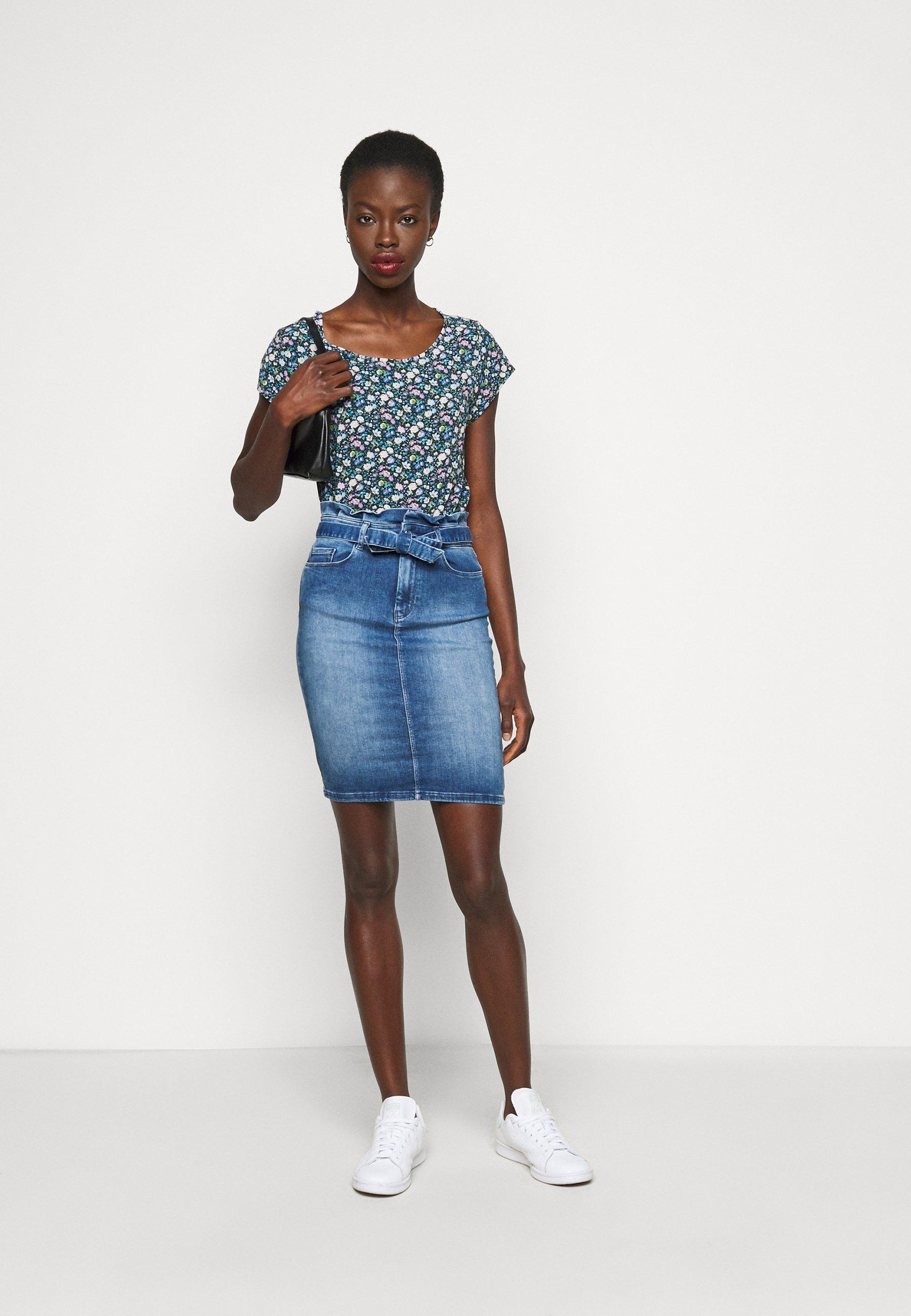 Donna ONLVIC - T-shirt con stampa