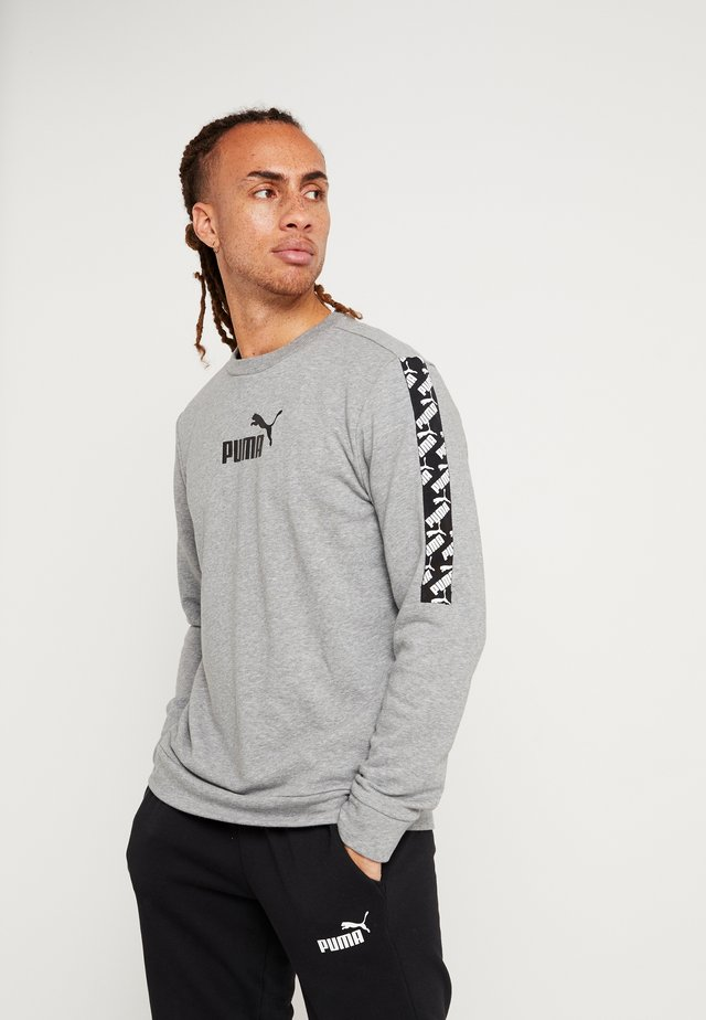AMPLIFIED - Sweatshirt - medium grey heather