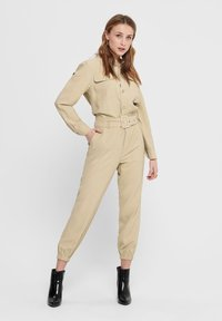 ONLY - LONG SLEEVED - Combinaison - sand - 1