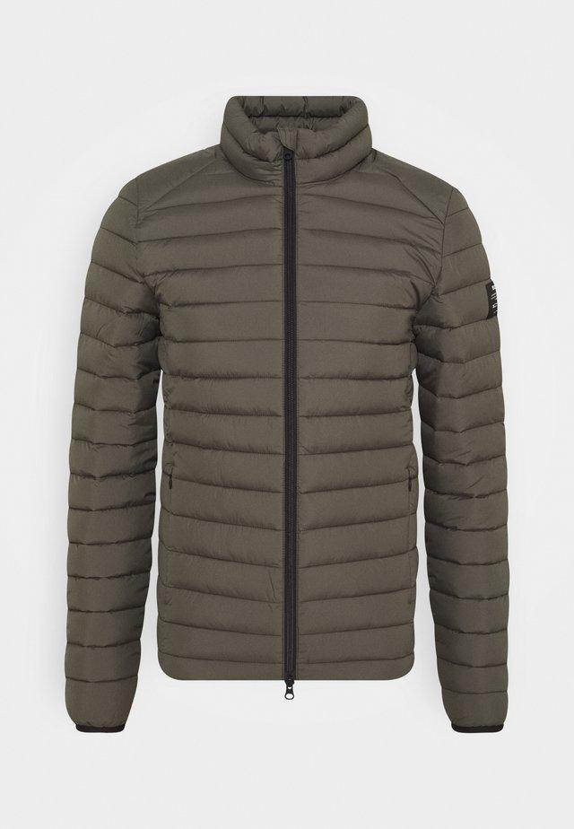 BERET JACKET  - Light jacket - olive