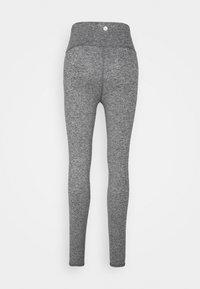 Cotton On Body - SO PEACHY - Leggings - black marle - 7