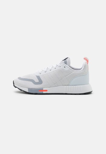 SMOOTH RUNNER  - Trainers - footwear white/halo silver