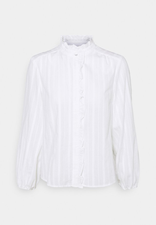 YASFRILA - Blouse - bright white
