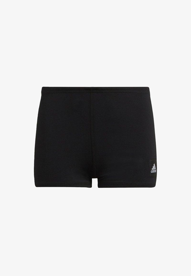 adidas Performance - Swimming trunks - black